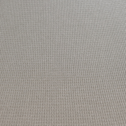 Jersey maille tricotée grattée gris perlé (1.5€/10cm)