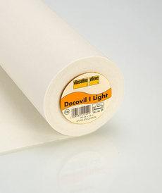 Toile thermocollante DECOVIL light 90 cm