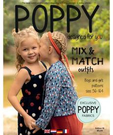 Magazine Poppy édition 16