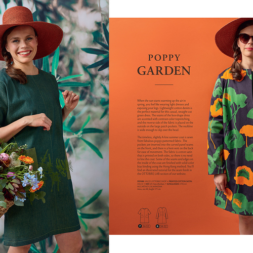 Magazine Ottobre printemps été 2/2021