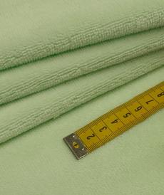 Eponge de Bambou coton menthe ( 1.39€/10cm)