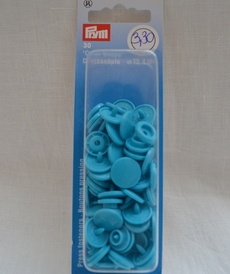 Pression Prym Color Snaps 12.4mm turquoise