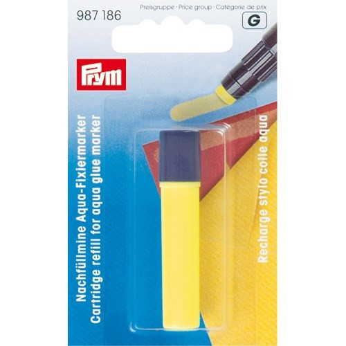 Recharge stylo colle aqua Prym