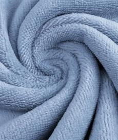 Eponge de Bambou coton bleu jeans