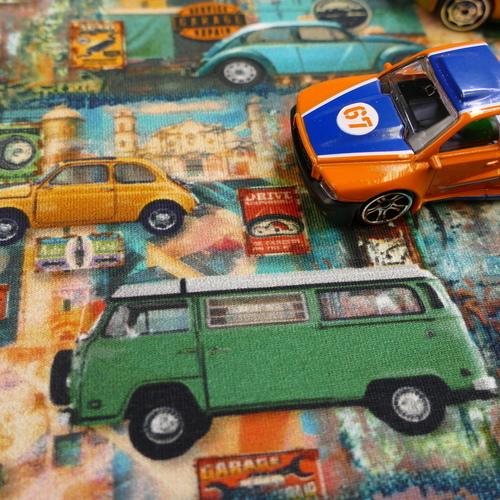 Jersey imprimé véhicules Stenzo