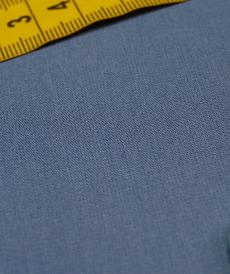 Popeline de coton jeans (0.7€/10cm)