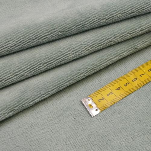 Eponge de Bambou coton vert ancien (1.39€/10cm)