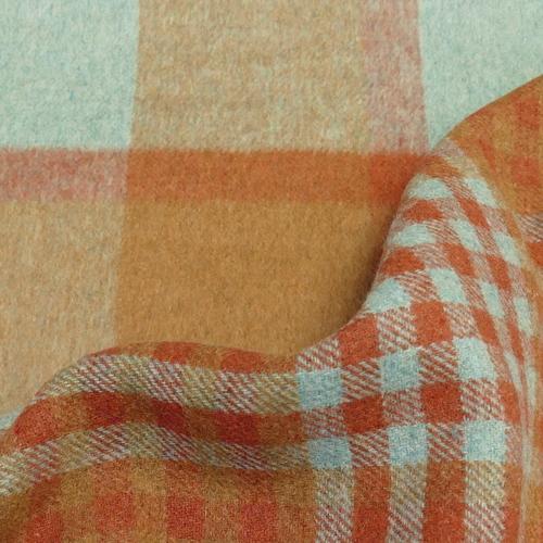 Tissu lainage double face A la Ville by Bittoun ( 3.05€)