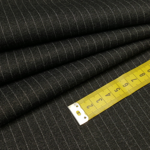 Jersey punta di Milano rayé A la Ville by Bittoun ( 10cm/2.15€)