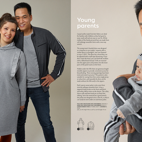 Magazine Ottobre Design enfants automne 4/2021