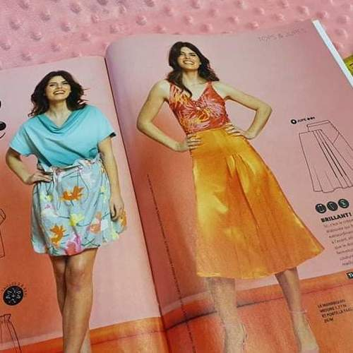 Magazine Fait Main Septembre 2021 n°476