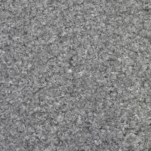 """Tissu lainage pour manteau """"soft bouclet"""" gris (10cm/2.49€)"""