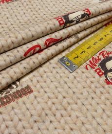 "Jersey sweat bouclettes ""montagnard"" by Stenzo (10cm/1.95€)"