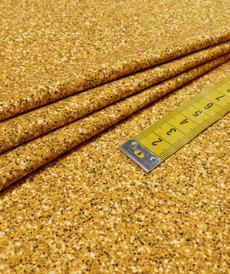 Jersey sweat bouclettes moucheté doré by Stenzo (10cm/1.95€)