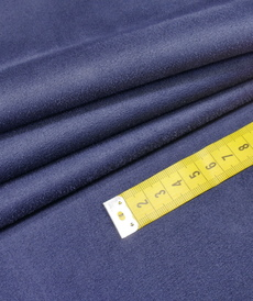 Scuba suédine bi-stretch marine ( 10cm/2.15€)