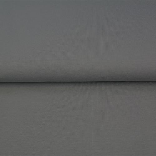 Jersey sweat molletonné gris (10cm/1.29€)