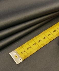Tissu enduit très extensible marine de Toptex (10cm/2.15€)