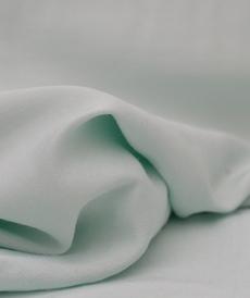 Tissu Viscose soyeuse vert d'eau Hilco