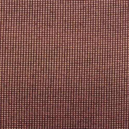 Maille Jacquard fluide effet velours prune by Editex (10cm/2.45€)