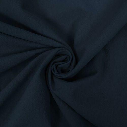 Coton lavé couleur marine (0.85€/10cm)