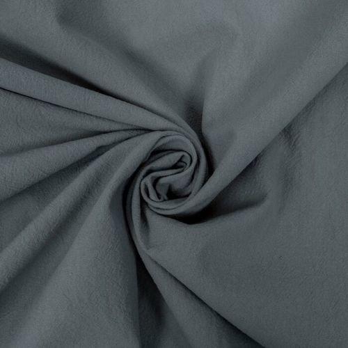 Coton lavé couleur gris (0.85€/ 10cm)