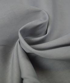Popeline de coton gris perlé (0.7€/10cm)