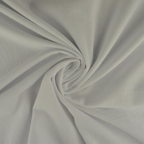Popeline de coton blanc 150gr (0.8€/10cm)