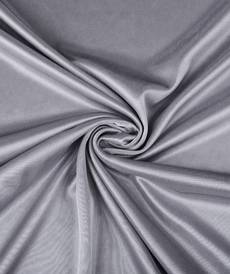 Doublure charmeuse gris clair (2.5€/50cm)