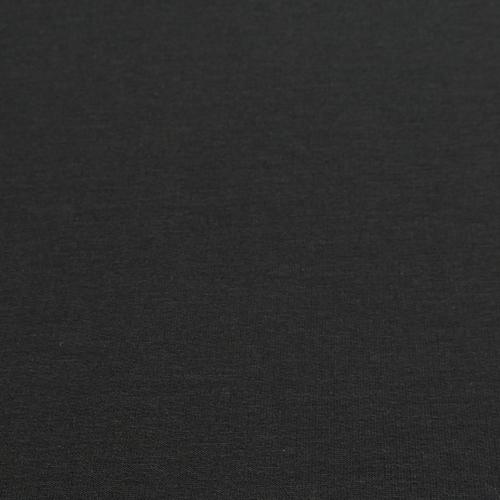 French terry bouclettes noir (1.1€/10cm)