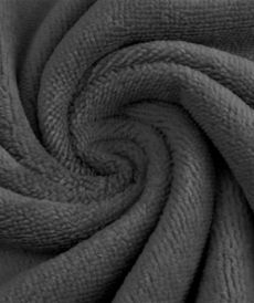 Eponge de Bambou coton anthracite
