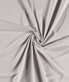 Jersey de coton gris clair (1.15€/10cm)