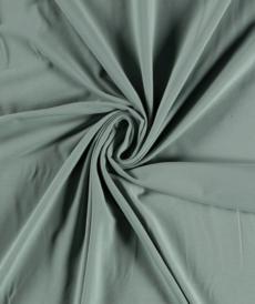Jersey de coton vert ancien
