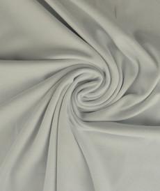 Jersey de coton uni blanc (0.9€/10cm)