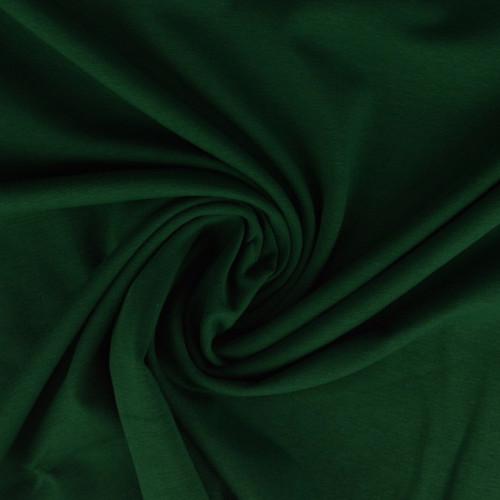 Jersey de coton uni kaki (0.9€/10cm)
