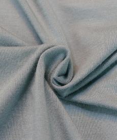 Jersey de Modal vert ancien d'Hilco (1.45€/10cm)