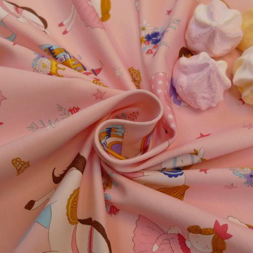 Jersey de coton Princesse Land d'Hilco