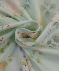 Jersey de coton cheval romantique de la marque Hilco