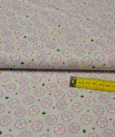 Tissu coton imprimé ELYNA