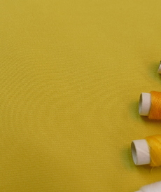 Tissu Viscose soyeuse pistache Hilco