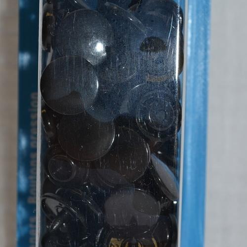 Pression Prym Color Snaps 12.4mm noir