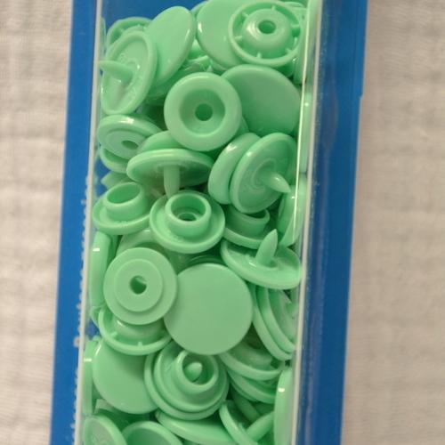 Pression Prym Color Snaps 12.4mm menthe