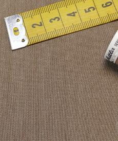 Tissu gabardine extensible beige (1€/10cm)