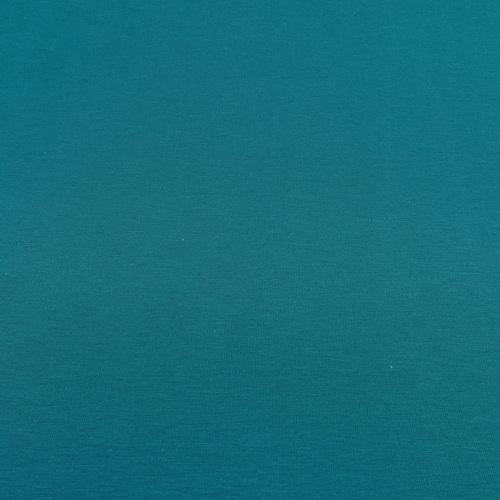Jersey de bambou fluide pétrole (1.2€/10cm)